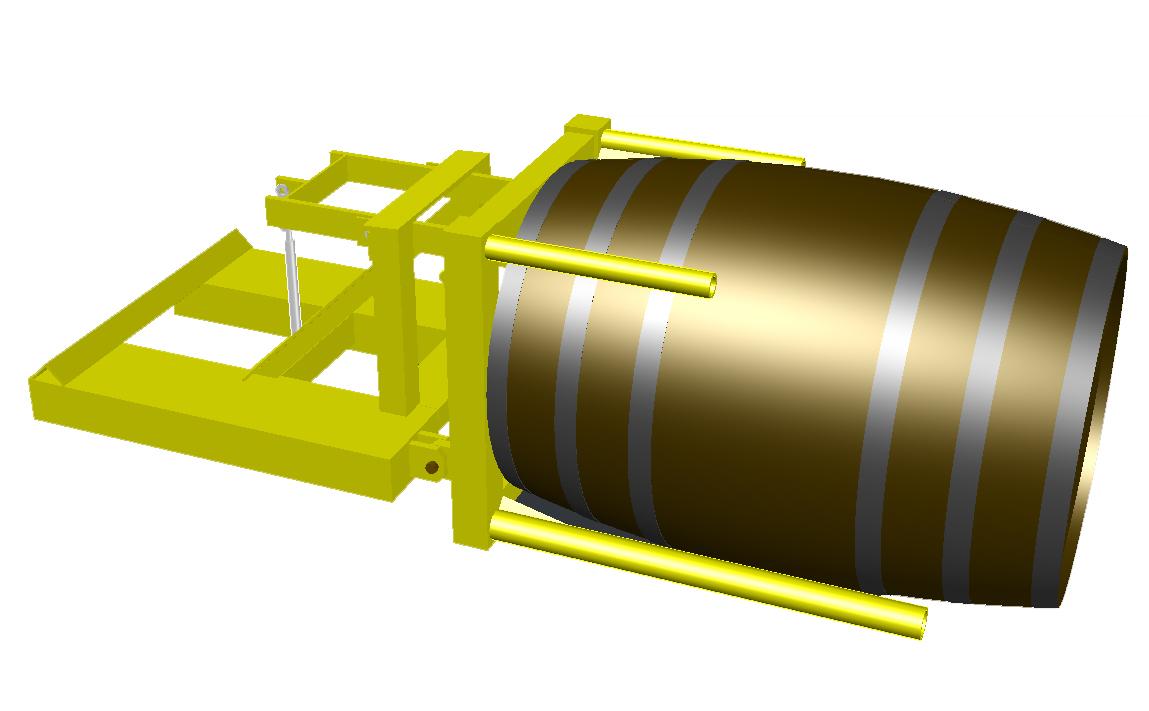 item dusom whiskey barrel upender whiskey barrel