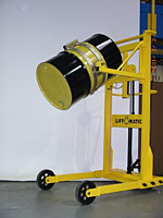 Portable Drum Dumpers 1480