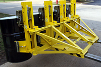 Heavy Duty Forklift Mounted Drum Handlers - 1518