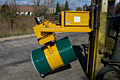 Forklift Mounted Drum Dumpers