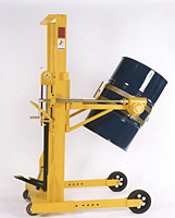 Portable Drum Dumpers